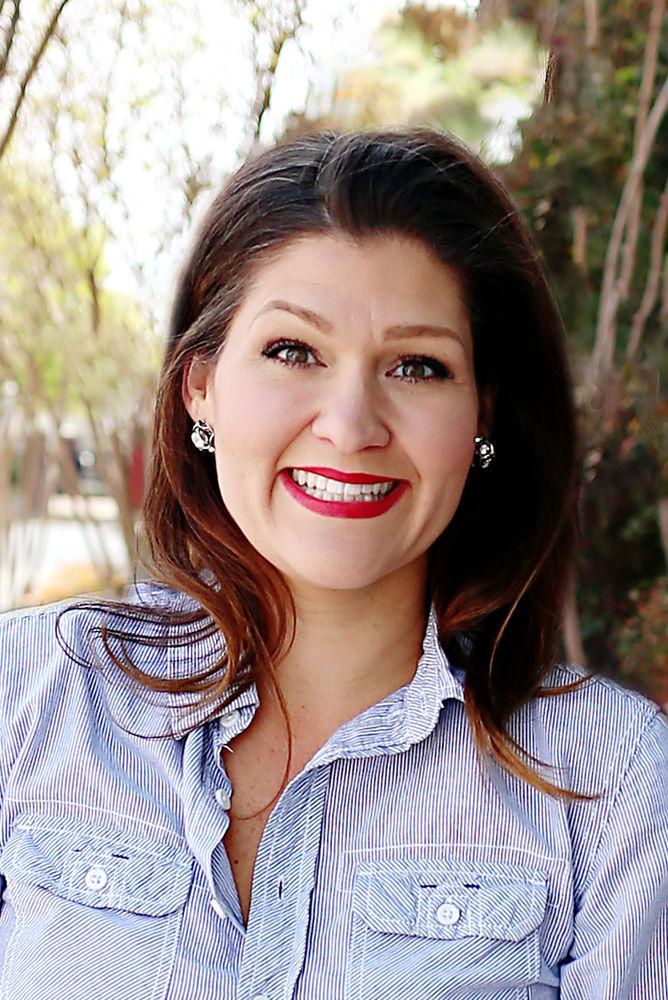 Michelle Chism Headshot